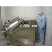 3D Type Graan Mixer Machine