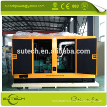 300kw low price soundproof diesel generator welding machine