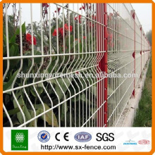Welded Metal Wire Mesh Fence