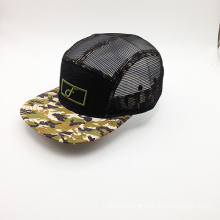 Custom Character 5-Panel Trucker Cap (ACEW087)