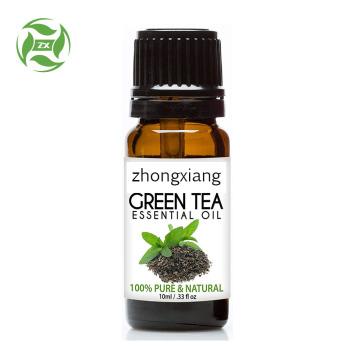 Huile de thé vert de haute qualité 100% biologique