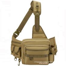 Multifunctional Storage Bag Fishing Tackle Bag Waterproof Outdoor Fishing Waist Bag