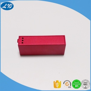 Custom made electronic cigarett aluminum parts