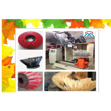 4 axis Disc brush machine/disc brush making machine/disc brush tufting machine