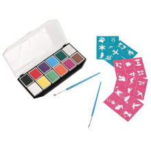 Face Paint Kit Non-Toxic Face Painting Palette