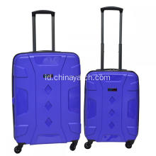 PP Grain Luggage set dengan Aluminium Tube