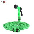 B17 25m nozzle expandable flexible garden water hose