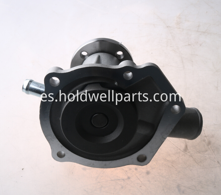 Skid steer load water pump 2
