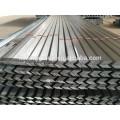 Anticaustic galvanized steel C channel U channel for wall
