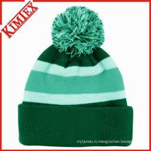 Оптовые продажи красочные трикотажные зимние шапки шляпы