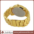 Gold Fashion Watch Men′s Wrist Watch (RB3212)