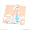 Hot Transfer Printing Super Fine Fiber Baby Wiping Cloth