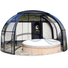 Cover Accessory Transparent And Pool Spa Enclosure
