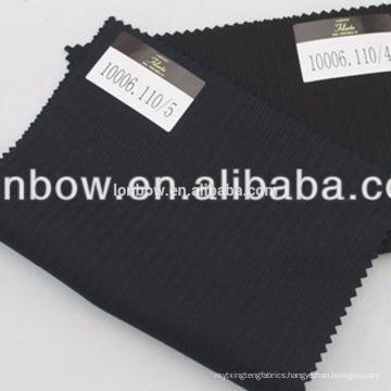Super110 Italia design men's suiting wholesale fabric
