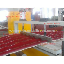 PVC roof sheet making machine