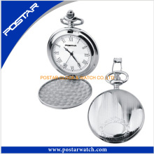 Vintage Smoothly Face Old Style Pocket Watch for Unisex
