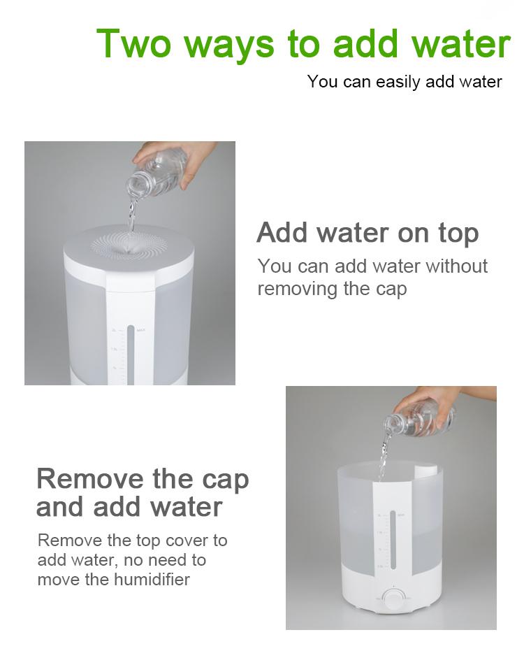 aroma humidifi air diffus