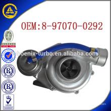 RHB5 8-97070-0292 VD180051-VIAH turbocompresseur pour Isuzu 4JG2-T