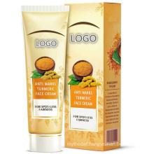Private Custom Anti Marks Turmeric Face Cream