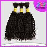 Grade unprocessed intact kinky curl virgin brazilian hair