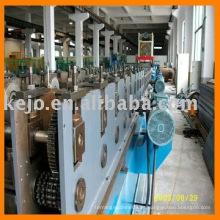 Roll que forma la máquina para la bandeja del cable de la anchura de 100-900m m