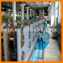 Machine à formater des rouleaux pour bac à câbles de 100 à 900 mm de largeur