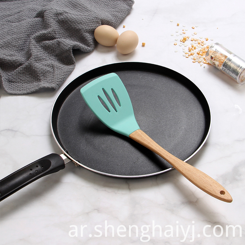 Lake Blue Kitchen Utensils Set