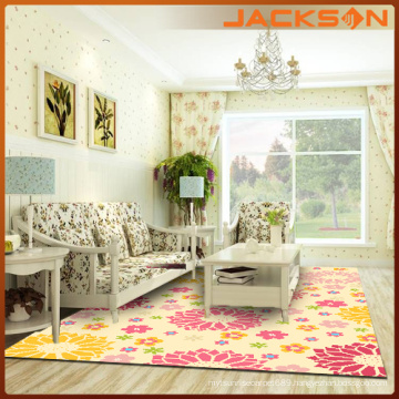 Eco Friendly Nylon Material Livingroom Decorative Carpet