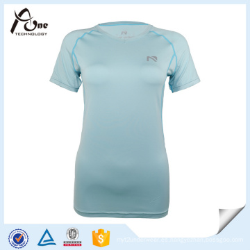 Mujer al por mayor Dri Fit Camiseta Running Wear