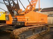 used kobelco 7055crawler crane for sale