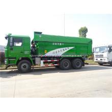 Camión volquete articulado 6 * 4 con cubierta de protección ambiental