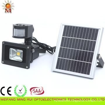 High Lumens Solar Sensor LED Flood Light 10W