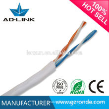 24awg telephone cable UTP 2 pair Cat5e