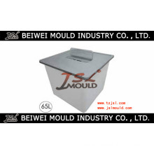 Custom Plastic Ballot Box Injection Mould