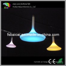 Lâmpada de suspensão decorativa LED