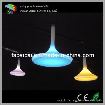 Lampe suspendue décorative LED
