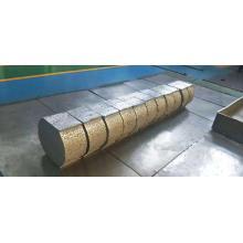 Titanium Ingot Material High Quality Titanium Sponge