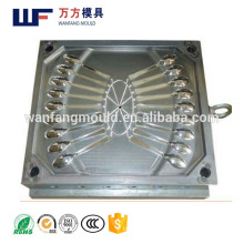mould disposable dishes spoons forks knives High precision plastic injection molding dies
