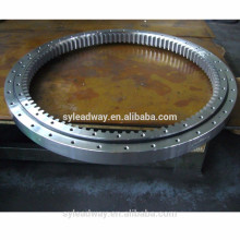 High Accuracy roller bearing slewing ring for harvester combine