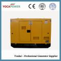 37,5 кВА 4-тактный двигатель Cummins Электрический дизель-генератор Производство электроэнергии