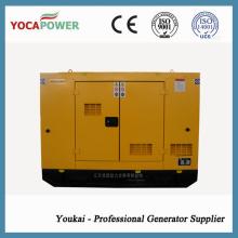 Générateur d'énergie électrique diesel à moteur 15kVA / 12kw mobile avec moteur 4 temps