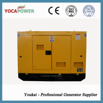 40kw /50kVA Soundproof Electric Generator Power Generation with Perkins Engine