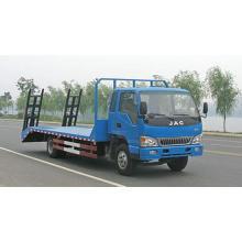 Camião de transporte de cama plana JAC 5t
