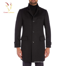 Europe Style Men's Cashmere Coat Jacket