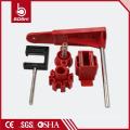 Cerradura de la válvula de compuerta de la rueda de mano BD-F31, cerradura con la válvula de bola de cuarto de vuelta para el solo brazo, con estándares obedientes de OSHA