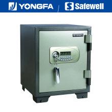 Yongfa 60cm Höhe Ale Panel Elektronische Feuerfest Safe mit Griff