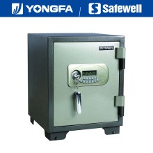 Yongfa 60cm Height Ale Panel Electronic Fireproof Safe with Handle