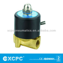 2W(Ud) serie 2/2 Direct Drive tipo válvula electromagnética (tipo pequeño)