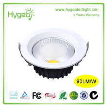 Hot sale new led downlight 3W/5W Anti fog downlight Super bright Energy saving downlight