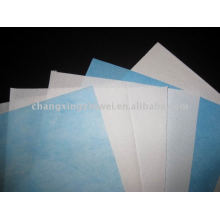 tissu interlignaire tissé par polyester SF-47 SF-50